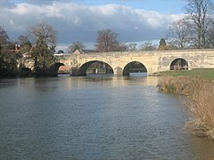UK-Wallingford Bridge.JPG
