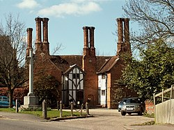 Guildhall, Great Waltham, Essex - geograph.org.uk - 147321.jpg