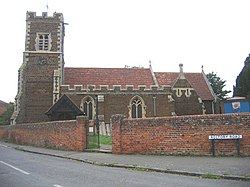 All Saints' parish church, Campton, Beds - geograph.org.uk - 63211.jpg