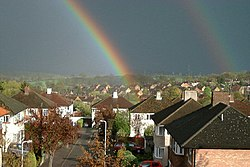 Double Rainbow over Potters Bar - geograph.org.uk - 82335.jpg