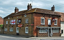 Barrowby, White Swan.JPG