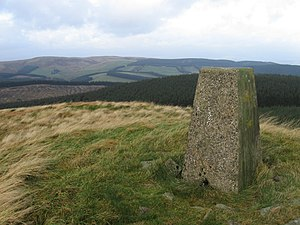 Trig point S6179 Innerdouny Hill - geograph.org.uk - 286743.jpg