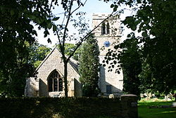 Chelveston-cum-Caldecott church - geograph.org.uk - 67368.jpg