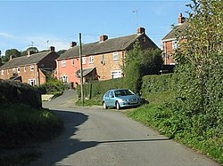 Houses in Rushock, Herefordshire - geograph-2621730.jpg