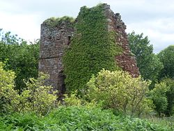 Remains of Cockburnspath Tower - geograph-2552062.jpg