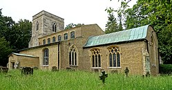Saint Mary's Church, Stowe - Buckinghamshire, England - DSC07257.jpg