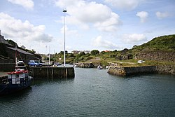 Amlwch harbour Anglesey - geograph.org.uk - 38833.jpg
