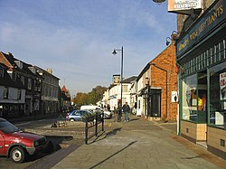 Chipping Ongar, Essex - geograph.org.uk - 78211.jpg