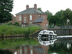 Spalding Water Taxi, Coronation Channel - geograph.org.uk - 191090.jpg