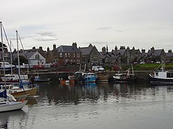 The Harbour, Port Seton, East Lothian, Scotland - geograph.org.uk - 658941.jpg