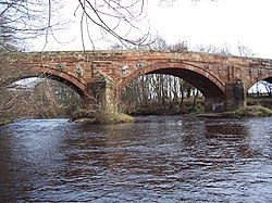 A6071 river bridge. - geograph.org.uk - 128086.jpg