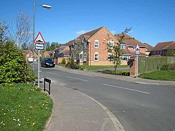 """The Humps"", Newton Aycliffe - geograph.org.uk - 404400.jpg"