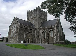 St Brigid's Cathedral Kildare - geograph.org.uk - 250948.jpg