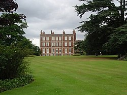 Gunby Hall rear elevation - geograph.org.uk - 919226.jpg