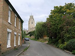 St Andrew's church, Sutton-in-the-Isle, Cambs - geograph.org.uk - 227327.jpg