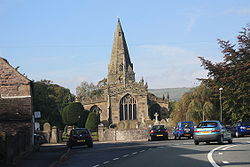 St Peter church in Hope Derbyshire - IMG 2518.JPG