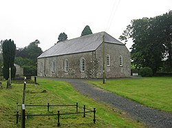First Presbyterian Church, Ballybay, Co. Monaghan - geograph.org.uk - 961113.jpg