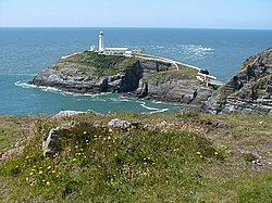 South Stack Lighthouse - geograph.org.uk - 870858.jpg