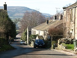 Village street, Appletreewick - geograph.org.uk - 687169.jpg