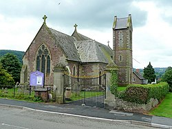 St. James' church, Wyesham - geograph.org.uk - 1402517.jpg