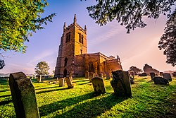 Church of All Saints, Riseley, Bedfordshire.jpg