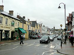 High Street, Cowbridge - geograph.org.uk - 1770668.jpg
