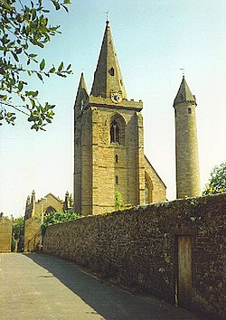 Brechin, Cathedral and Round Tower.jpg