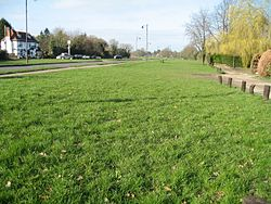 The Green, Croxley Green, early spring.jpg