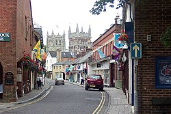 The Minster, Wimborne, Dorset - geograph.org.uk - 42665.jpg