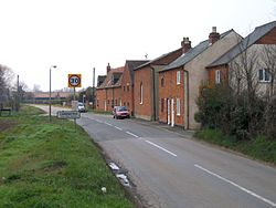 Approach to Chapel End, Cardington, Beds - geograph.org.uk - 386609.jpg
