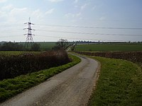 Cycle Route 12 to Huntingdon - geograph.org.uk - 378538.jpg