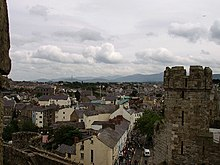 Caernarfon and northern Snowdonia - geograph.org.uk - 58922.jpg