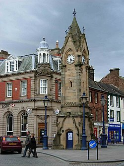 Penrith Clock Tower - geograph.org.uk - 259681.jpg