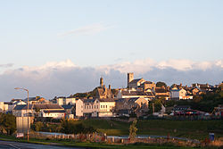 Ballyshannon in the Morning Sun 2012 09 17.jpg