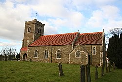 St.Margaret's church, Hemingby, Lincs. - geograph.org.uk - 113122.jpg