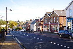 Wootton High Street, Isle of Wight, UK.jpg