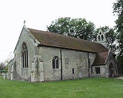 Little Chesterford church - geograph.org.uk - 4512.jpg