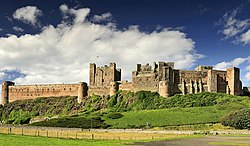 Bamburgh Castle - geograph.org.uk - 1030813.jpg