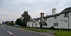 The Old Three Pigeons Inn, Nesscliffe - geograph.org.uk - 648304.jpg